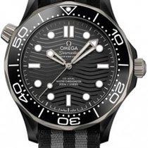 Omega Seamaster Diver 300 M Céramique 43.5mm Noir