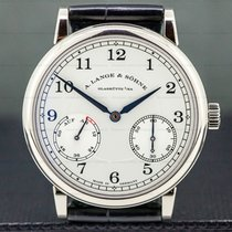 A. Lange & Söhne 234.026 White gold 2018 1815 39mm pre-owned United States of America, Massachusetts, Boston