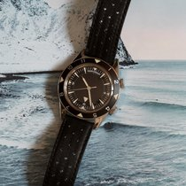 Jaeger-LeCoultre Memovox Tribute to Deep Sea Zeljezo Crn