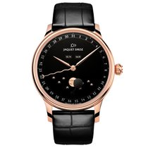 Jaquet-Droz Rose gold 43mm Automatic J012633202 pre-owned