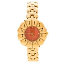 Nina Ricci Gold/Steel Quartz Nina Ricci Red Gold Tone SM 983 pre-owned