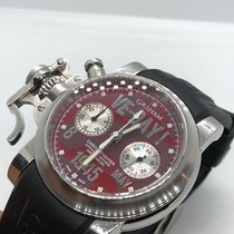 Graham Chronofighter 2CFBS.S01A.L30B Very good Steel 41mm Automatic UAE, Abu Dhabi