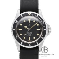 Tudor Steel Automatic 39mm pre-owned Submariner
