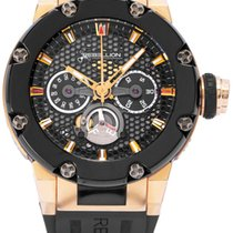 Rebellion Rose gold 48mm Automatic pre-owned