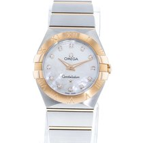 Omega Constellation Quartz 123.20.27.60.55.001 2010 occasion