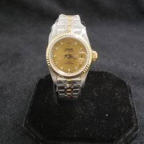 Tudor Gold/Steel 25mm Automatic 92413 pre-owned