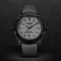 Formex Carbon Automatic Grey No numerals 43mm new