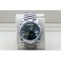 Rolex Day-Date 40 pre-owned