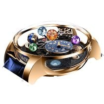 Jacob & Co. Astronomia Rose gold 43mm