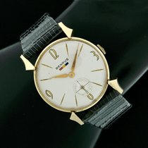 Benrus Yellow gold 29mm Automatic DN411 pre-owned United States of America, New Jersey, Montclair