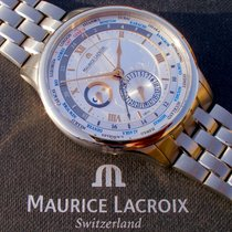 Maurice Lacroix Masterpiece Worldtimer new 2019 Automatic Watch with original box and original papers MP6008