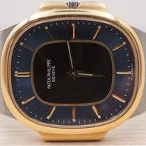 Patek Philippe Nautilus 3770 Very good Gold/Steel 35mm Quartz