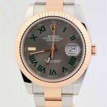 Rolex Datejust II Acier 41mm Romain