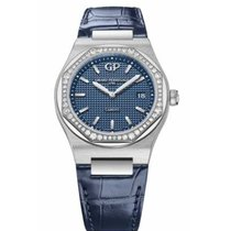 Girard Perregaux Laureato 80189D11A431-CB6A 2020 new