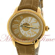Audemars Piguet Yellow gold Automatic 39mm pre-owned Millenary Ladies
