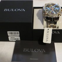 Bulova Quartz 2014 new Precisionist