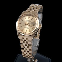 Rolex Lady-Datejust Oro amarillo 25mm Amarillo Sin cifras España, MADRID