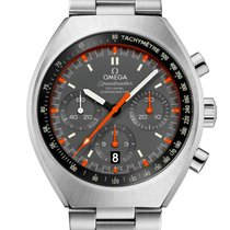Omega Speedmaster Mark II Steel 42.4mm United Kingdom, London