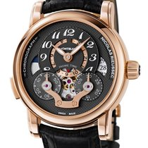 Montblanc Nicolas Rieussec Or rose 43mm France, Paris