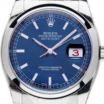 Rolex Datejust Stahl Automatik Armband Jubilé Ref.116200...