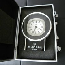 Patek Philippe desk clock . wall clock  . alarm table travel