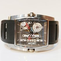 Cyrus Titanium H4H 43 (+ cornes)mm Manual winding 529.001.C new