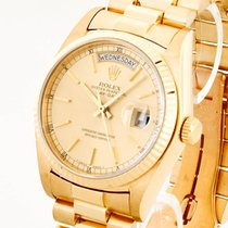 Rolex Oyster Perpetual Day-Date Gold Ref. 18038