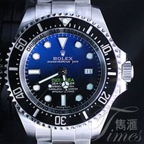 Rolex Sea-Dweller Deepsea 116660 D-Blue  (2017)