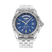 Breitling Galactic A45320B9/C902-375A Stainless Steel Men's(11...