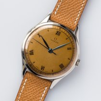 Omega Jumbo Ref.2506-1 / Caliber 30T2 / Steel / 38 mm / 1946