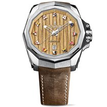 Corum Steel Automatic new Admiral's Cup AC-One