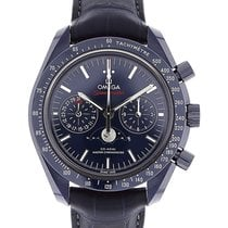 Omega Speedmaster 44mm Co-Axial Moonphase Blue Side of the Moon