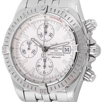 Breitling Chronomat Evolution Steel 44mm Silver United States of America, Texas, Austin