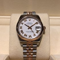 Rolex Lady-Datejust 31mm Steel and Rose Gold B&P