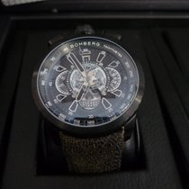 Bomberg Steel 47,5mm Automatic bs47.024.2 new