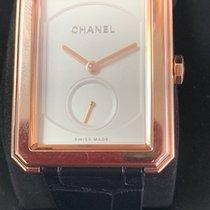 Chanel Boyfriend H 4315 Beige goud