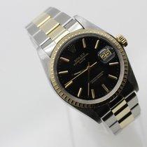 Rolex Date 1505 Black Dial