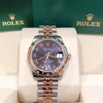 Rolex Lady-Datejust новые 2019 Автоподзавод Часы с оригинальными документами и коробкой M178341-0008