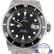 Tudor 79090 Staal Submariner 40mm