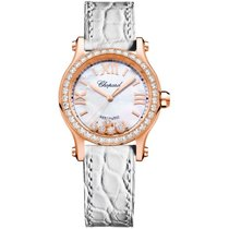 Chopard Rose gold 30mm Automatic 274893-5010 new United States of America, Pennsylvania, Holland