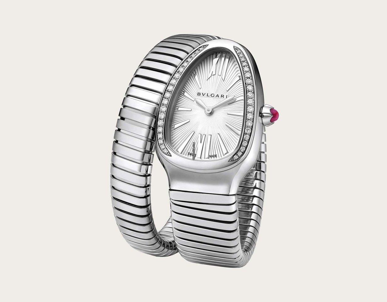 Lvcea Prix de montres Bulgari femme   Acheter et comparer une montre de  Bulgari femme sur Chrono24 ... 4c6457b7724