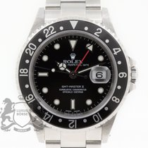Rolex GMT-Master II 16710 Box & Swiss Papers 2003