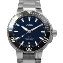 Oris Aquis Date 01 733 7732 4135-07 8 21 05PEB new