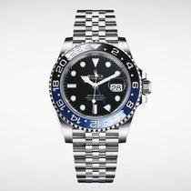 Rolex GMT-Master II 126710BLNR 2019 new