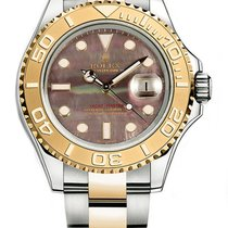 Rolex Steel 40mm Automatic Yacht-Master pre-owned