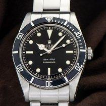 Rolex Submariner (No Date) Steel 38mm
