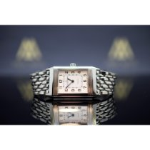 Jaeger-LeCoultre Reverso Classique Staal 23.2mm Wit