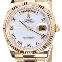 Rolex Day-Date 36 118238 2001 tweedehands