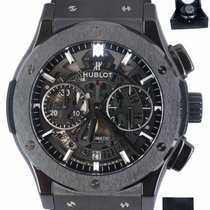 Hublot Ceramic 45mm Automatic 525.CM.0170.RX pre-owned United States of America, New York, Smithtown