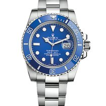 Rolex Submariner Date 116619LB подержанные